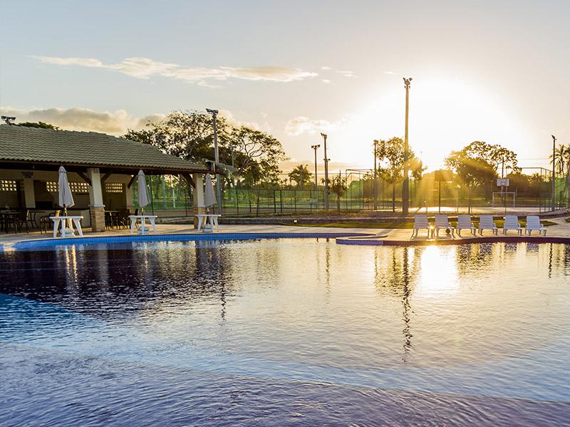 piscina do Terras Belas